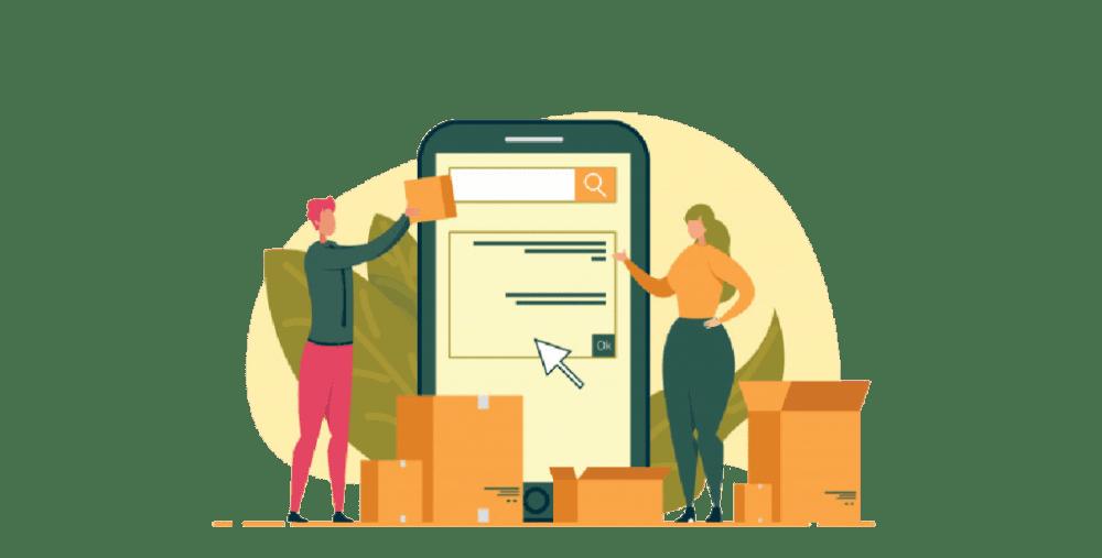 evom moving company app