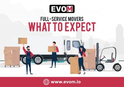 Full-Service Movers: What to Expect From Moving Company | EVOM